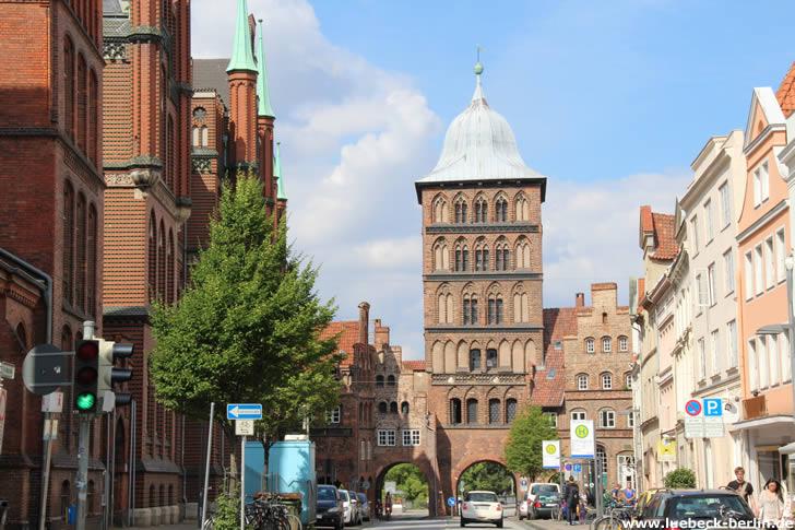 Burgtor Lübeck